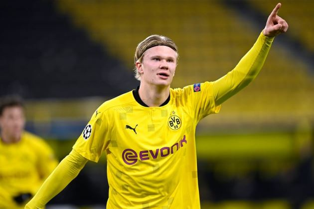 Manchester United 'want to sign Erling Braut Haaland over Jadon Sancho' - Bóng Đá