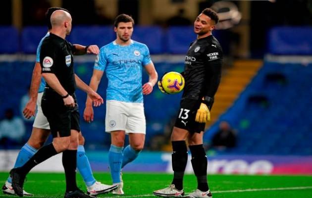 TRỰC TIẾP Chelsea 0-0 Man City: Steffen