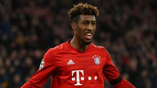 """It gives me additional confidence"""" – Bayern Munich attacker on Manchester United wanting to sign him, along with neighbours Manchester City (Coman) - Bóng Đá"""