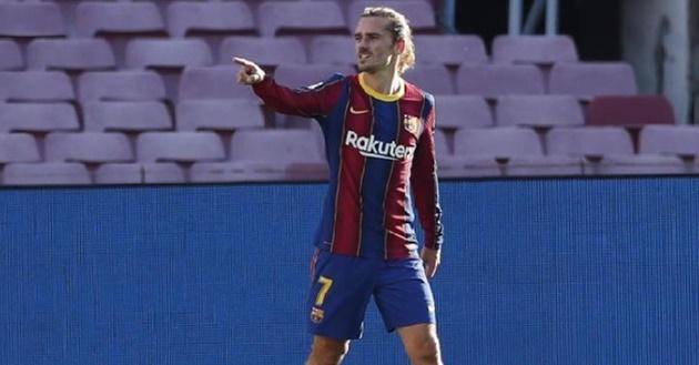 Griezmann on Granada win - Bóng Đá