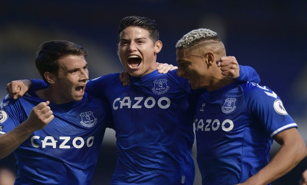 Opta Joe stats about Everton  - Bóng Đá