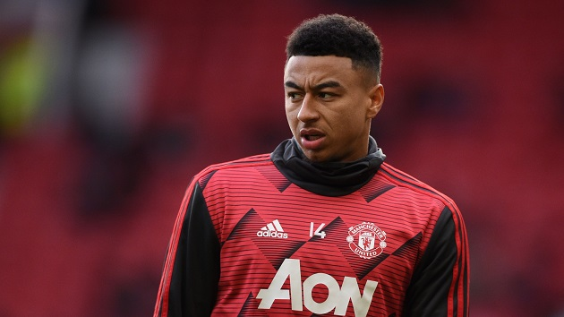 Nice open talks with Man Utd midfielder Jesse Lingard - Bóng Đá