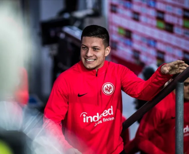 Luka Jovic returns to Frankfurt on loan - Bóng Đá