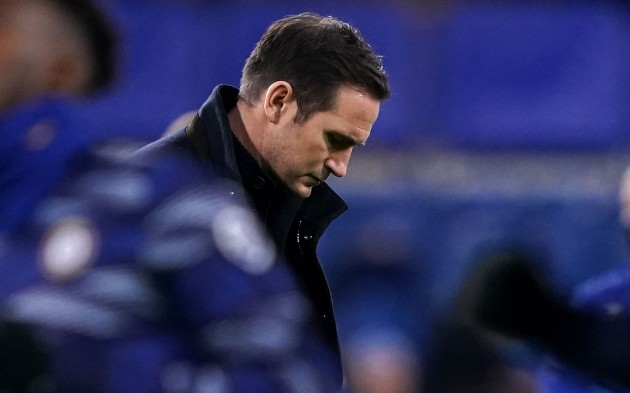 Lampard quoted by Nizaar Kinsella - Bóng Đá