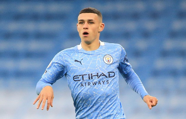 Phil Foden has scored nine goals for Man City across all competitions this season, already surpassing his goals tally from last term - Bóng Đá