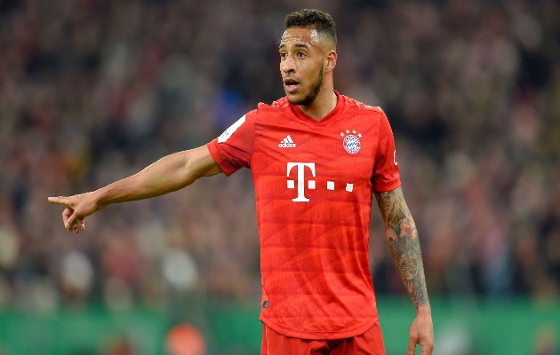 Manchester United and PSG have reportedly set their sights on Corentin Tolisso - Bóng Đá