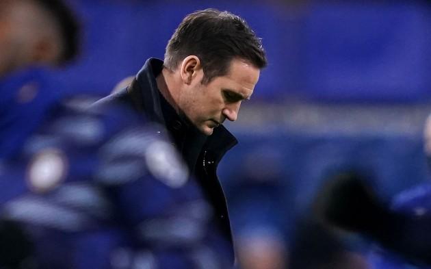 Lampard to be sacked - Bóng Đá