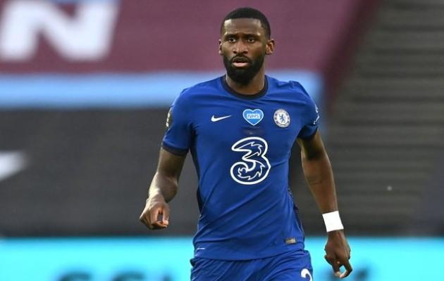 Thomas Tuchel has given Rudiger assurance over Chelsea future - Bóng Đá