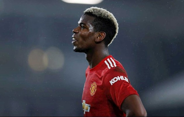 Paul Pogba ready to discuss Manchester United future at end of season  - Bóng Đá