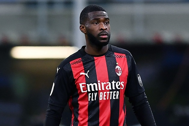 """Tomori: """"I know I have made the right decision to come here, Milan should be thinking about winning the Scudetto"""" - Bóng Đá"""