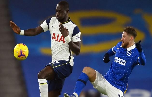 Yves Bissouma vs Spurs - Bóng Đá