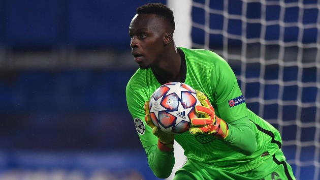 Édouard Mendy hasn't had to make a single save in his two Premier League appearances since Thomas Tuchel took over at Chelsea. - Bóng Đá