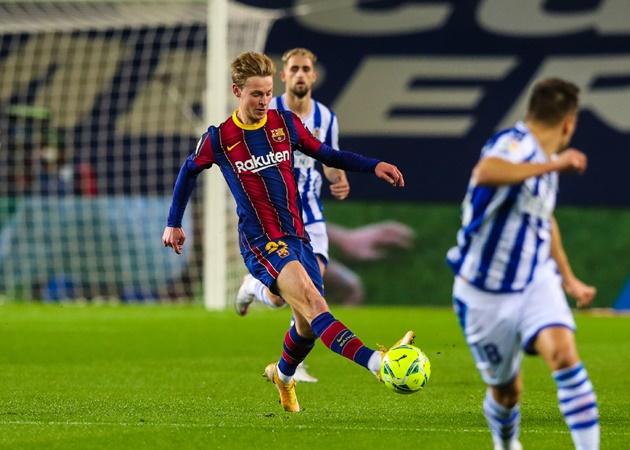 De Jong: Why I almost turned down Barcelona - Bóng Đá