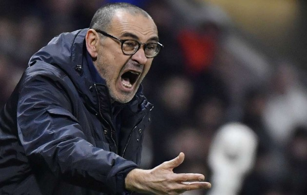 Sarri rejected Marseille  - Bóng Đá