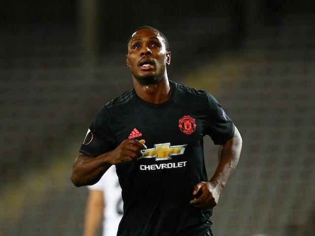 Released Man Utd striker Ighalo passes Al Shabab medical - Bóng Đá