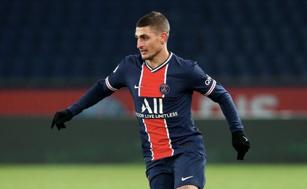 To have Messi at PSG would be magnificent, admits Verratti - Bóng Đá