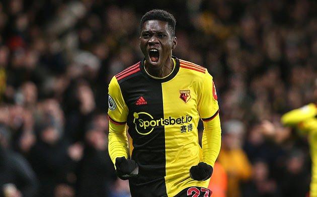 Agent confirms Man Utd failed with loan move for Watford winger Sarr - Bóng Đá