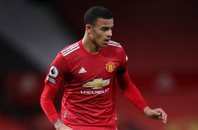 Man Utd striker Greenwood: Positive to work with Solskjaer and Cavani - Bóng Đá