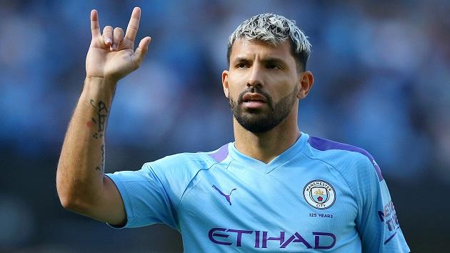 PSG in contact with Man City ace Aguero - Bóng Đá