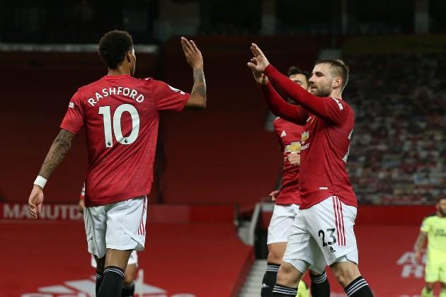 11 thống kê Man Utd 3-1 Newcastle: Bruno Fernandes vượt mặt Scholes; Rashford quá khủng - Bóng Đá