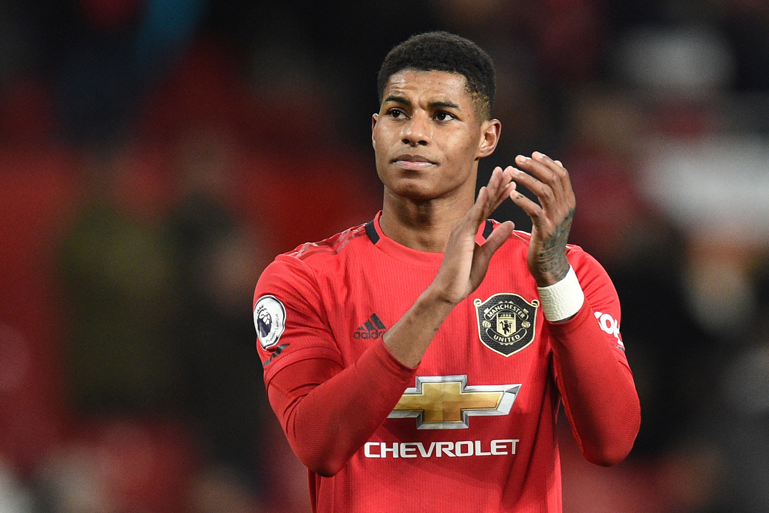 Man United great Yorke thinks Rashford can rival Mbappe, but only if he's allowed to develop as a No. 9 - Bóng Đá