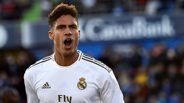Liverpool 'tell Real Madrid star Raphael Varane they want to sign him' with Man Utd keen - Bóng Đá