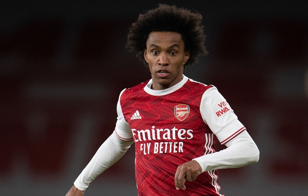 Arteta: Willian is starting to show why Arsenal signed him - Bóng Đá
