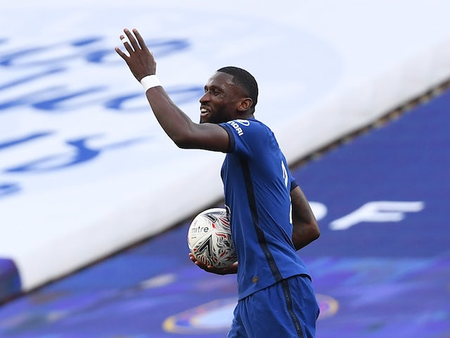Rudiger on Top 4 Premier League  - Bóng Đá