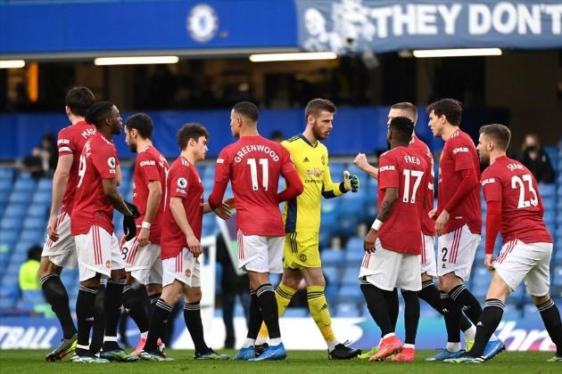 Crystal Palace vs Man Utd stats - Bóng Đá