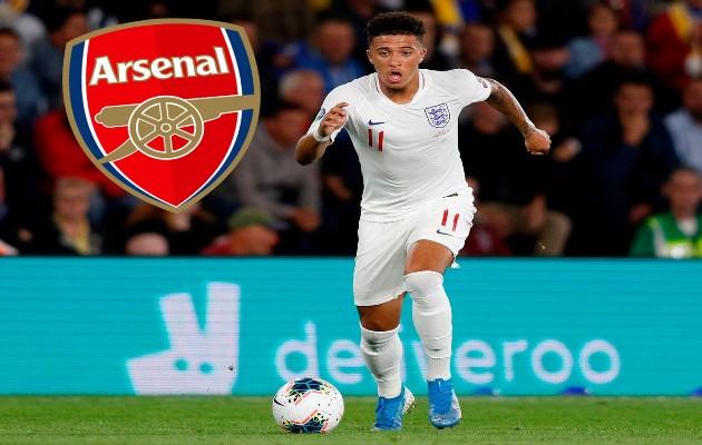 Steve Morrow on how Arsenal missed Sancho - Bóng Đá
