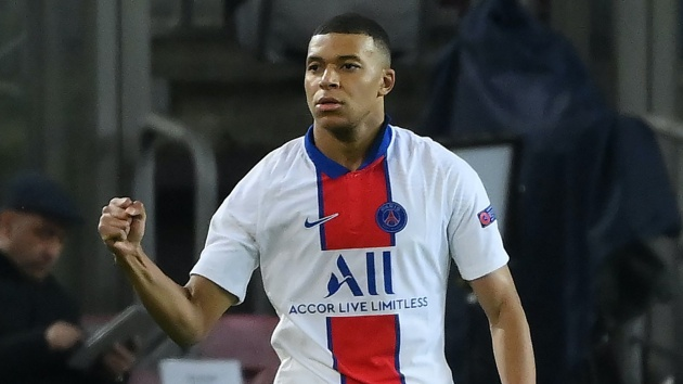 funding Mbappe deal will depend on Real finding a club willing to take 100 per cent of Gareth Bale's salary off the books. - Bóng Đá