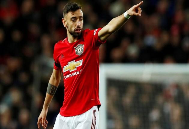 Fernandes on Man Utd derby win: A perfect performance - Bóng Đá