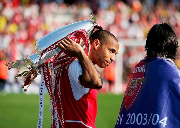 Henry dreams of managing Barca and Arsenal  - Bóng Đá