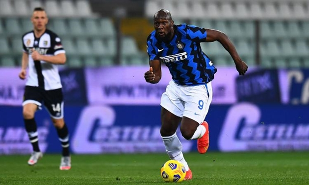 Lukaku says he has reached 'another level' after leaving Manchester United for Inter - Bóng Đá