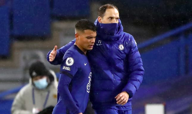 Tuchel fully behind new Chelsea contract for Thiago SilvaTuchel fully behind new Chelsea contract for Thiago Silva   - Bóng Đá