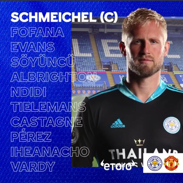 TRỰC TIẾP Leicester - Man Utd: Siêu cân não - Bóng Đá
