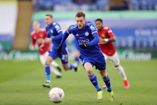 TRỰC TIẾP Leicester 0-0 Man Utd: Quỷ đỏ suýt