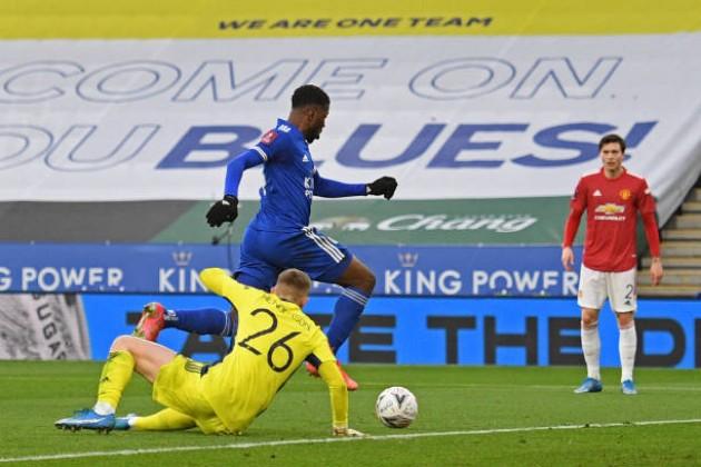 TRỰC TIẾP Leicester 1-0 Man Utd: Fred