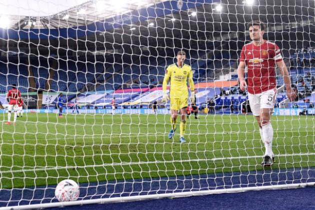 TRỰC TIẾP Leicester 2-1 Man Utd: Quá dễ cho Tielemans (H2) - Bóng Đá