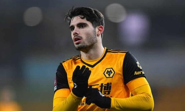 Pedro Neto in the Premier League this season [Wolves rank]: - Bóng Đá