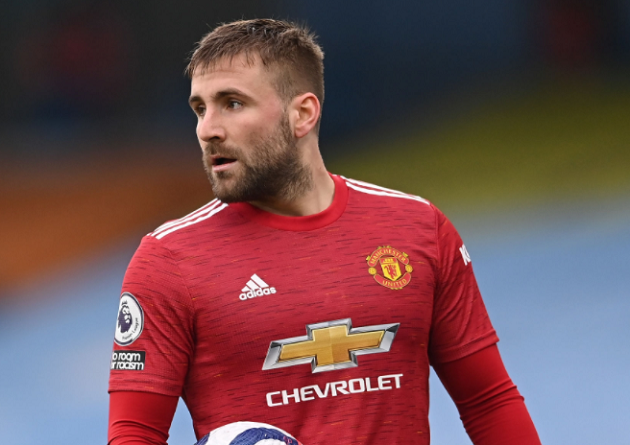 Man Utd fullback Shaw: England talent now just scary - Bóng Đá