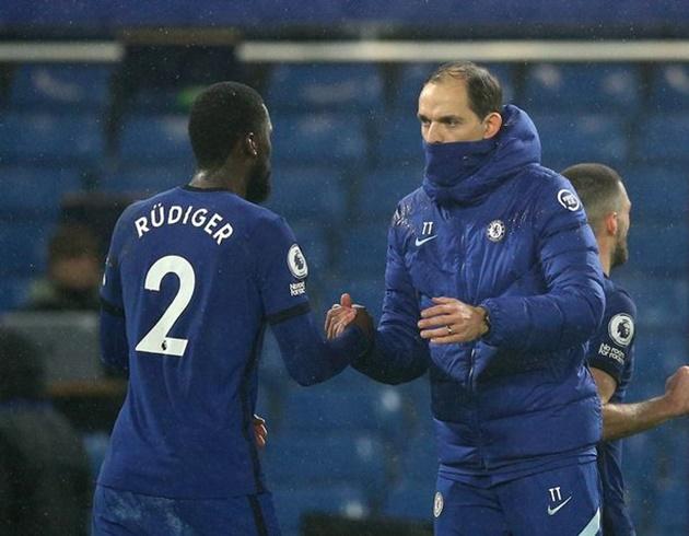Ferdinand: Rudiger a real leader for Tuchel's Chelsea - Bóng Đá