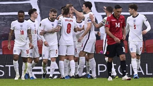 Declan Rice's stats vs Albania - Bóng Đá