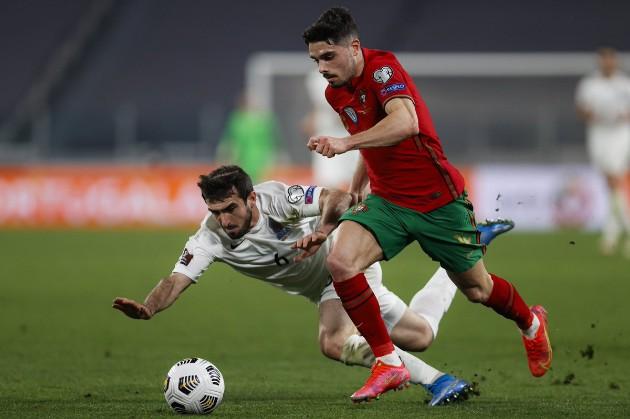 Pedro Neto stats vs Luxembourg's  - Bóng Đá