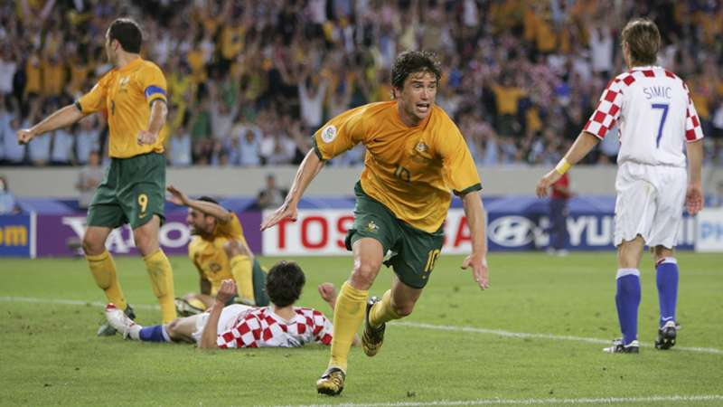 Harry Kewell: I was right to choose Liverpool over Arsenal, AC Milan - Bóng Đá