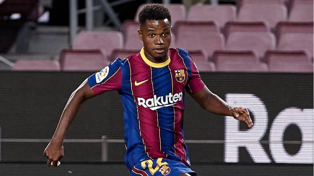 Barcelona whiz Ansu Fati: This injury won't hold me back - Bóng Đá