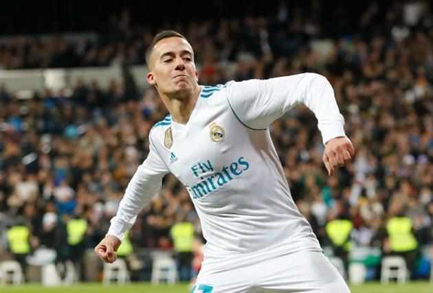 Man United to go all out for Lucas Vazquez - Bóng Đá