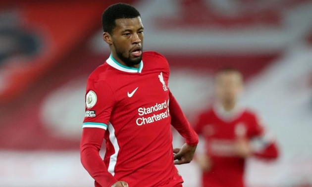 Barcelona president Laporta and Koeman remain at odds over Liverpool midfielder Wijnaldum - Bóng Đá