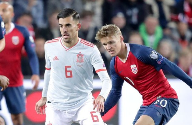 Real Madrid decide to sell on-loan Arsenal duo Martin Odegaard and Dani Ceballos - Bóng Đá