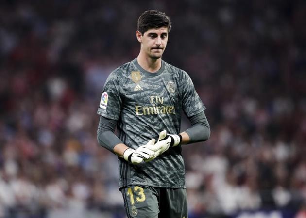 Real Madrid keeper Courtois: Eibar win good warm-up for Liverpool - Bóng Đá